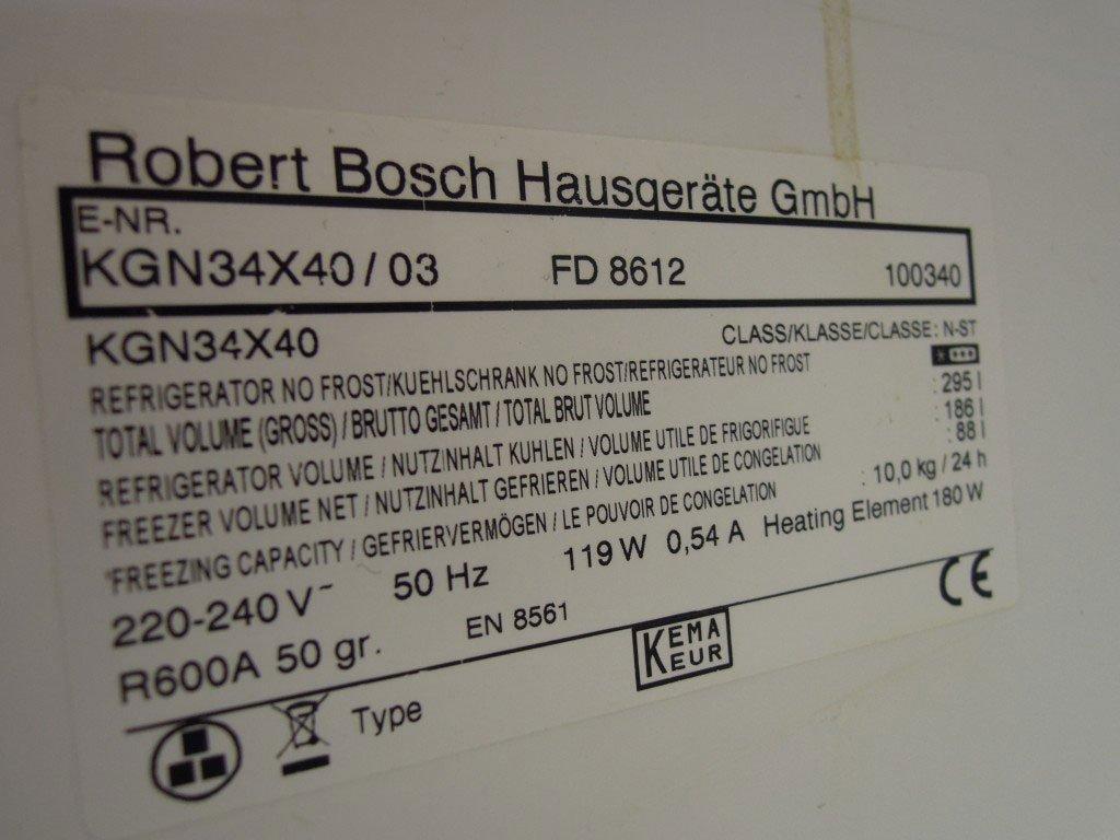 Bosch KGN34X40 FD8612 (8)